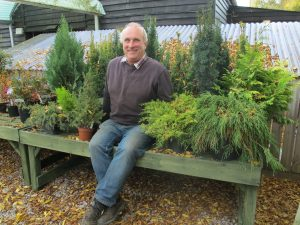 Robert with Trees