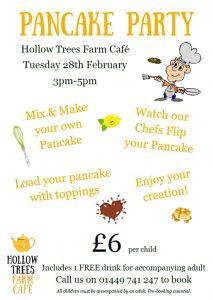 Pancake Day Poster